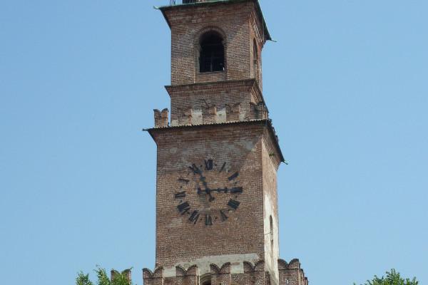 Vigevano Torre del Bramante