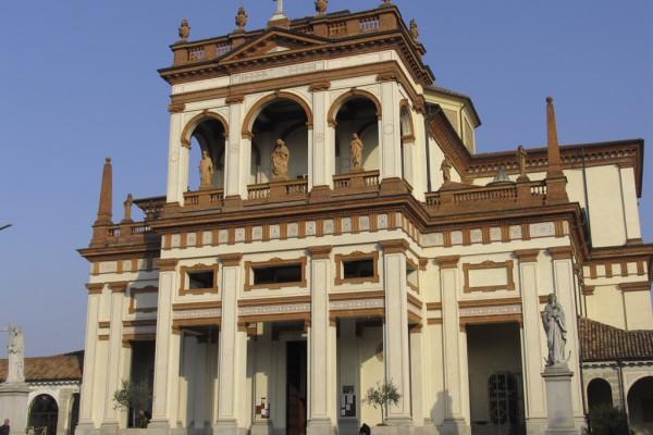 Garlasco Santuario Madonna della Bozzola