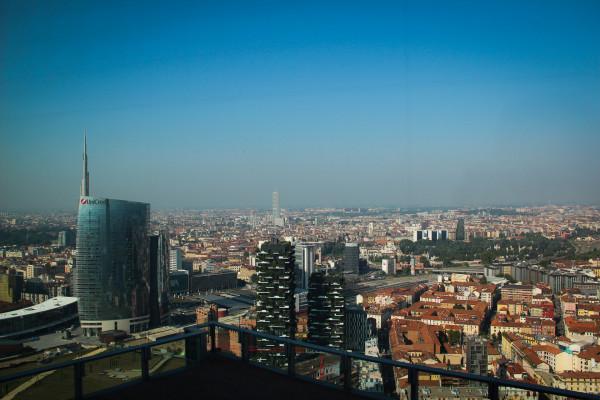 Milano, il nuovo skyline